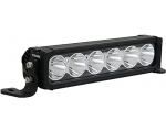 "11"" XPR 10-WATT LIGHT BAR 6 LED SPOT OPTICS FOR XTREME DISTANCE; 9-32V DC"