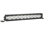 "19"" XPR 10-WATT LIGHT BAR 9 LED TILTED OPTICS FOR MIXED BEAM; 9-32V DC"