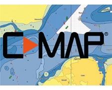 C-MAP MAX-N jūras karte