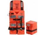 Baltic M.E.D/SOLAS Foam MK3*, Orange, Adult, 43+ kg
