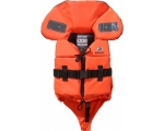 Baltic 1254 Split Front, Orange, Toddler, 3-15 kg