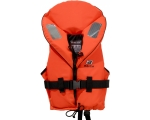 Skipper, Orange, Child L, 30-40 kg