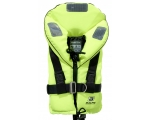 Ocean w harness, UV-yellow, Child L, 30-40 kg