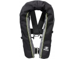 Winner 165 auto w. Harness, Black/grey, 40-150 kg