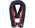 Winner 165 auto w. Harness, Navy/red, 40-150 kg