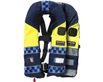 Emergency Services Police Officer, Blue, 40-150 kg