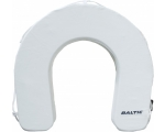 Horseshoe buoy, White
