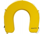 Sparecover horseshoe buoy, Yellow