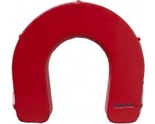 Varukate päästerõngale hobuseraud, punane