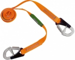 2-hook safety line Baltic