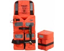 Baltic M.E.D/SOLAS Foam MK3*, oranž, täiskasvanu, 43+ kg