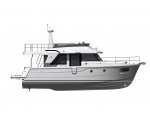 SWIFT TRAWLER 41 Fly paat