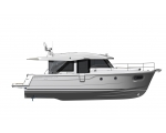 SWIFT TRAWLER 41 Sedan paat