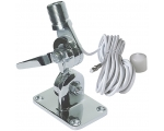 Navico 1815 VHF antenna mount, stainless steel, quickfit with 5 m (16 ft) cable