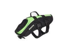 Pet buoyancy aid Mascot, Green/black L 15-40 kg