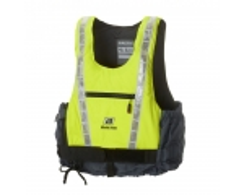 Hi-Vis Pro, UV-kollane/hall, L, 80-90 kg