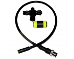 SimNet to N2K Adaptor Kit - Connect a SimNet device with a fixed SimNet cable to a NMEA 2000® network; includes SimNet to N2k male adaptor, Simnet inline Joiner, NMEA2000® T connector.