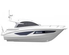 GRAN TURISMO 32 standard boat