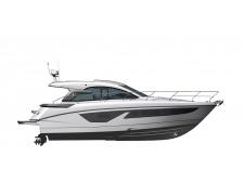 GRAN TURISMO 41 standard boat