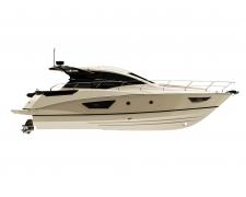 GRAN TURISMO 46 standard boat