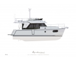 SWIFT TRAWLER 30 standard paat