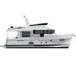 SWIFT TRAWLER 50 standard paat