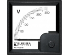 DIN Voltmeter AC 0–250V