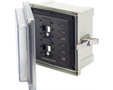 Enclosure SMS Panel 120VAC ELCI 30A Dual (replaces 3117B)