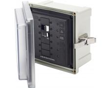 Enclosure SMS Panel 120VAC ELCI 50A (replaces 3118B)