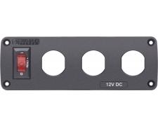 Panel BelowDeck 3 Socket Blank (replaces 4357B)
