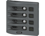 Panel WD 12VDC CLB 4pos Grey (replaces 4374B)