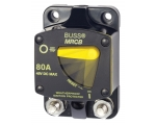 Circuit Breaker 187 Surface Mount 80A (Bulk)