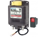 Solenoid ML 24V RBS SPST With Manual Control 2 (incl 2145 Switch)