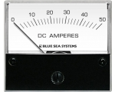 Ammeter DC 0–50A+Shunt