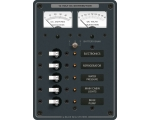Panel DC 5pos V/Ammeter (replaces 8081B)