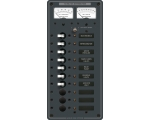 Panel DC 10pos V/Ammeter (replaces 8082B)