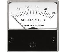 Ammeter Micro AC 0–50A+Coil