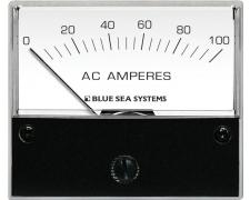 Ammeter AC 0–100A + Coil