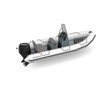 Explorer 550 Lightgray PVCStrongan