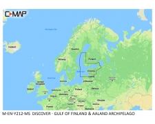 DISCOVER - GULF OF FINLAND & AALAND M-EN-Y212-MS