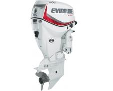 E115 DGX (E-TEC, el.trimm, 25´´jalg, valge)