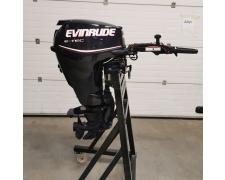 """Evinrude E25 DRG (E-TEC, 15"""" jalg. käsistart ja -juhtimine, värv tumesinine) (v.l.aasta 2011)"""