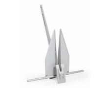 FX-11 -- Fortress 7 lb. aluminum-alloy anchor for boats 28-32´