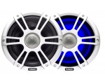7.7´´ Signature Series Speakers, Sports White, w/LED, SG-CL77SPW