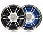 7.7´´ Signature Series Speakers, Sports Chrome, w/LED, SG-CL77SPC