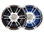 "8.8"" Signature Series Speakers, Sports Chrome, w/LED, SG-FL88SPC"