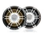 "6.5"" 230 W Sports Chrome Speakers with CRGBW LED Lighting"