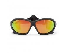 Race Ocean Sunglasses - Black/Orange - 1SIZE