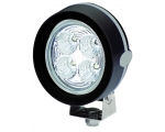 LED MEGA BEAM 6136 SERIES LED FLOODLIGHT BLACK HOUSING