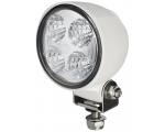 DECKLIGHT LED MODULE70 White round/small 9-33VDC